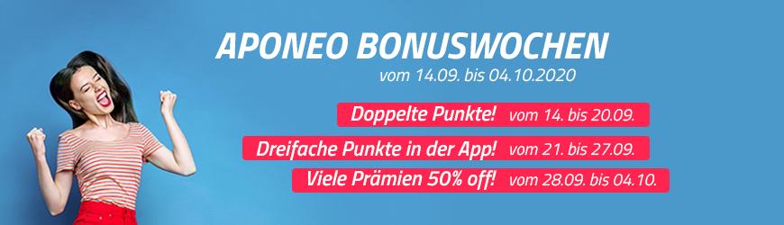 Aponeo Bonuspunkte