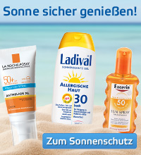 Pflege und Schutz für den Sommer