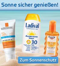 Pflege und Schutz für den Sommer