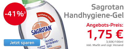 Sagrotan Handhygiene-Gel in Angeboten