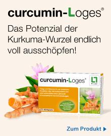 curcumin-loges Kapseln