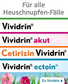 Vividrin – Ihr Heuschnupfen- und Allergie-Spezialist