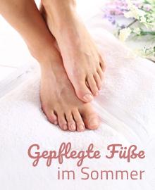 Verwöhnen Sie Ihre Füße mit unseren besten Pflegeprodukten