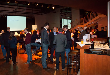 E-Commerce Hauptstadt event mit Aponeo