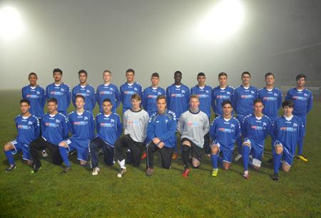 Hertha U19 Mannschaft
