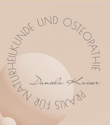 Logo Naturheilpraxis – Daniela Kaiser Logo