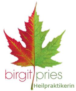 Logo Heilpraktikerin Birgit Pries Solingen