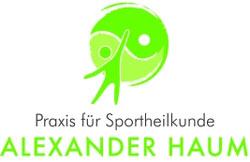 Logo Praxis für Sportheilkunde und Chiropraktik Alexander Haum Freising