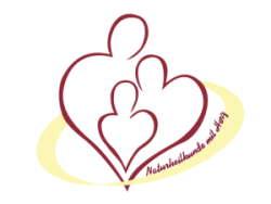Logo Naturheilkunde mit Herz