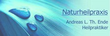 Logo Naturheilpraxis Ende