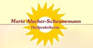 Logo Naturheilpraxis – Maria Alscher-Scheunemann Logo