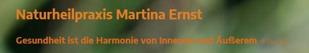 Logo Naturheilpraxis Ernst
