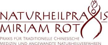 Logo Naturheilpraxis Rot