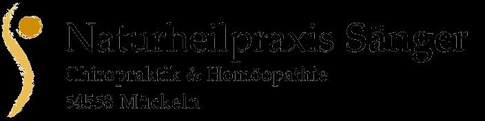 Logo Naturheilpraxis Sänger