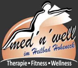 Logo Therapie + Sportzentrum Mednwell