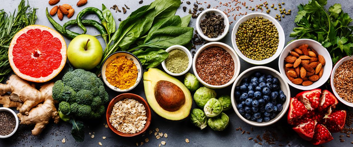 Gesunde Ernährung für jung und alt