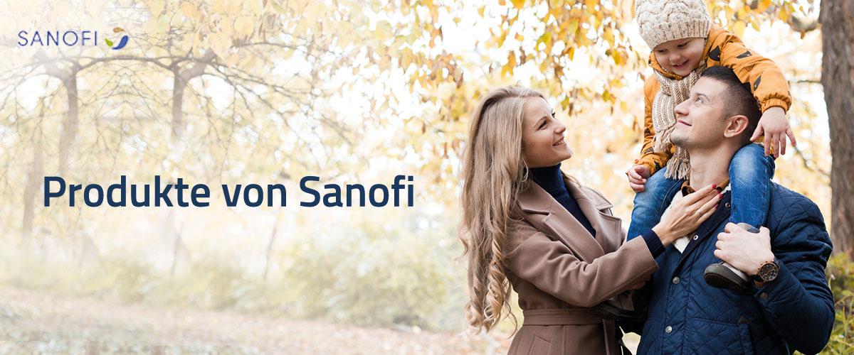 Sanofi Produktempfehlung