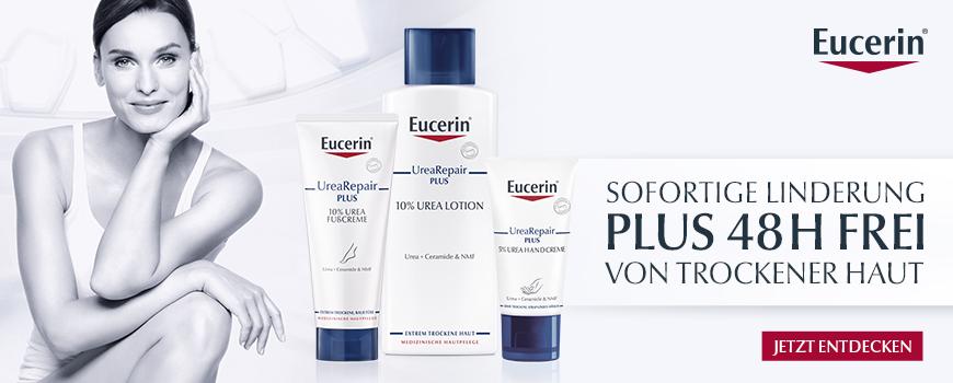 Eucerin Pflege bei trockener Haut