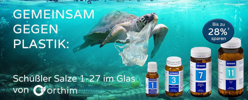 Orthim gegen Plastik