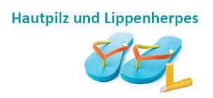 1A Pharma Hautpilz und Lippenherpes