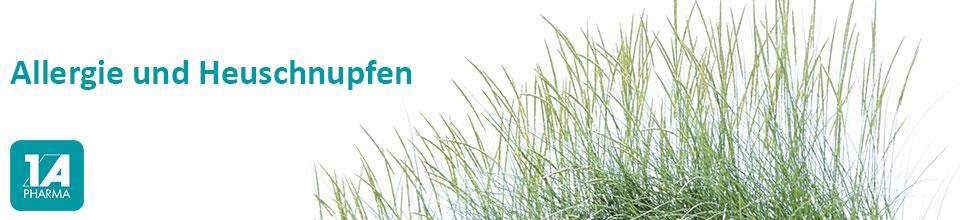 1a Pharma Markenwelt Allergie & Heuschnupfen