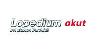 Lopedium akut