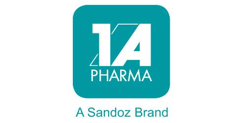 Markenlogo 1A Pharma