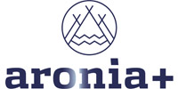 Aronia + Markenlogo
