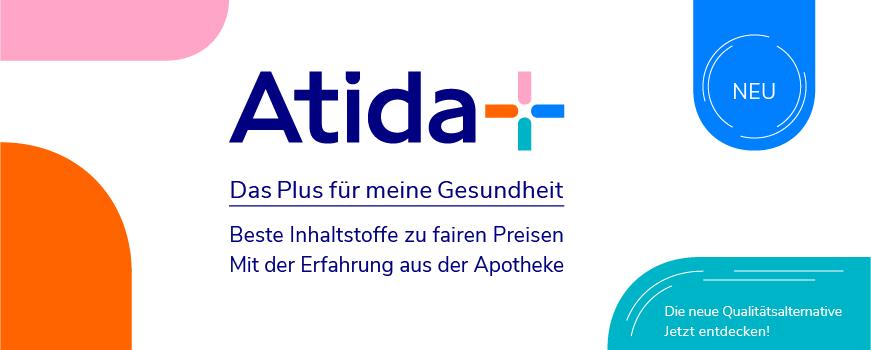 Atida Markenshop Banner