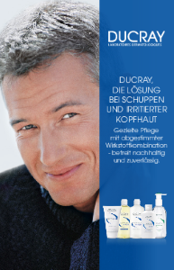 Ducray Shuppen Broschüre