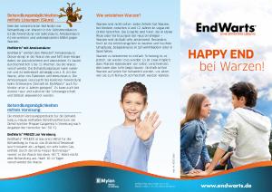 Endwarts Broschüre
