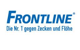Frontline Markenlogo