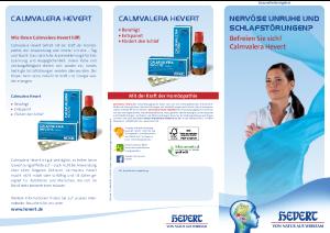 Gesundheitsratgeber Flyer