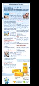 Vitamin D3 Hevert 4.000 I.E. Broschüre