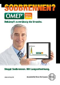 Omep Hexal Patientenratgeber Sodbrennen.