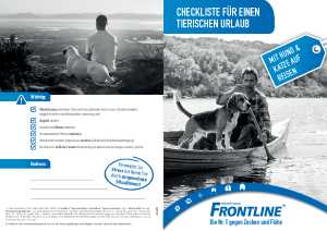 Frontline Reisecheckliste