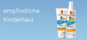 La Roche-Posay Sonnenschutz für empfindliche Kinderhaut