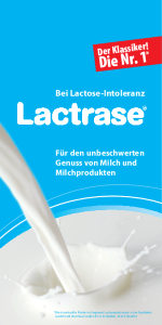 Lactrase Flyer