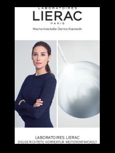 Broschüre LIERAC Spezialpflegen