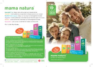 Mama Natura Broschüre
