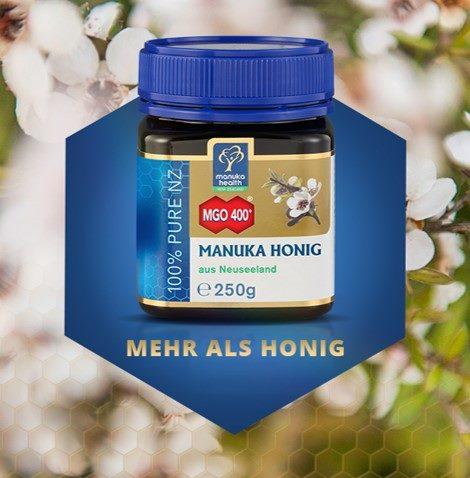 Manuka Honig Mgo 400+ Produktbild