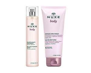 Abbildung Nuxe Body Produkt