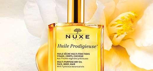 Abbildung NUXE Huile Prodigieuse Produkt