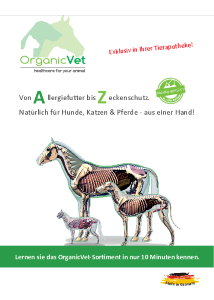 OrganicVet Sortimentsfibel