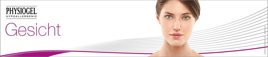 Physiogel Markenshop Gesicht