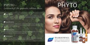 Phyto Haarausfallbroschüre