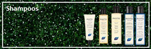 Phyto Shampoo Banner