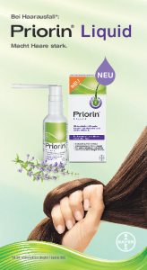 Priorin Liquid Flyer