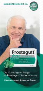 Die 10 häufigsten Fragenzu Prostagutt® forte 160 |120 mg