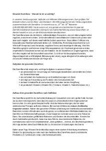Gesunde Darmflora Essay